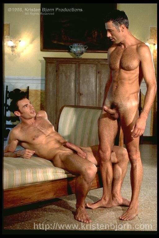 Victor Racek porno gay