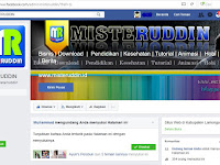 Cara Menggunakan atau Memasang Bingkai Foto Profil Facebook Karya Misteruddin.id