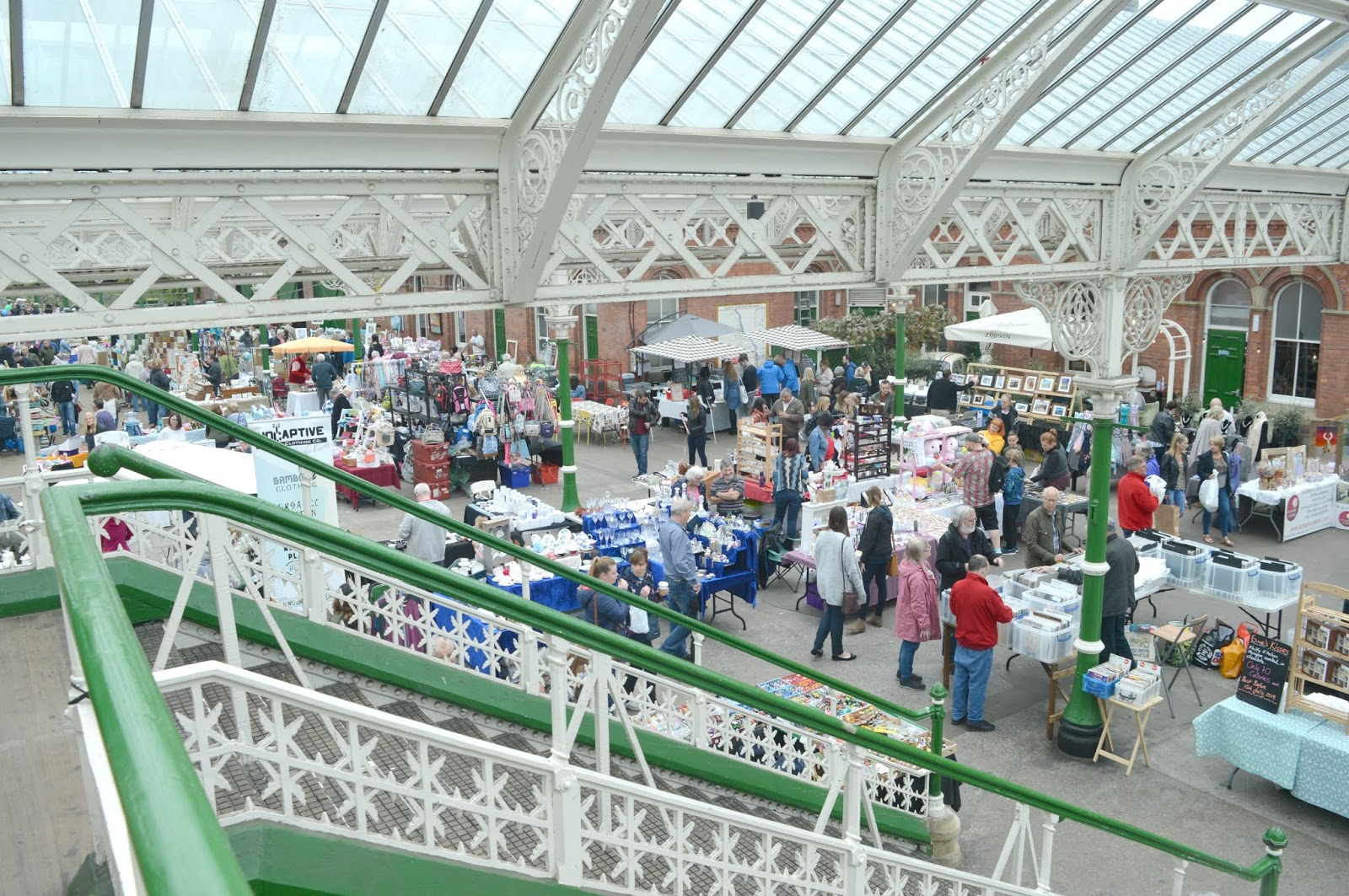 Walking North Tyneside - Tynemouth Market