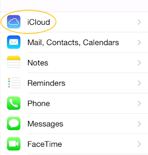 iPhone 7 iCloud Guide How to Set up