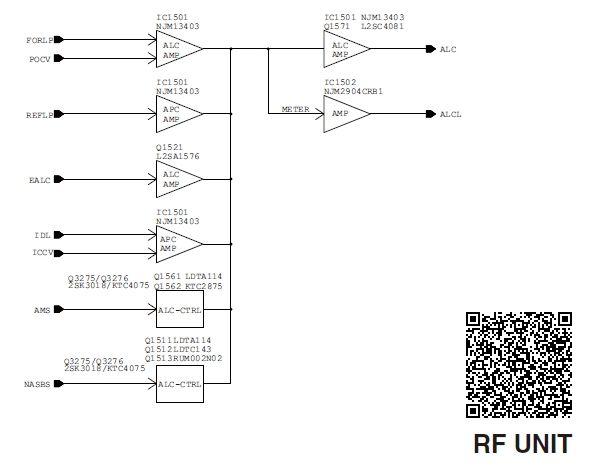 4 & 6m Ham Radio blog: ICOM IC-7300 SSB average power MOD