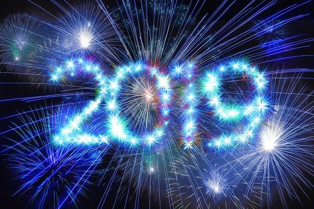 नया साल आप सभी को मुबारक - Happy New Year