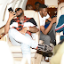 Davido Brags about his very Expensive Shoes (Photos)