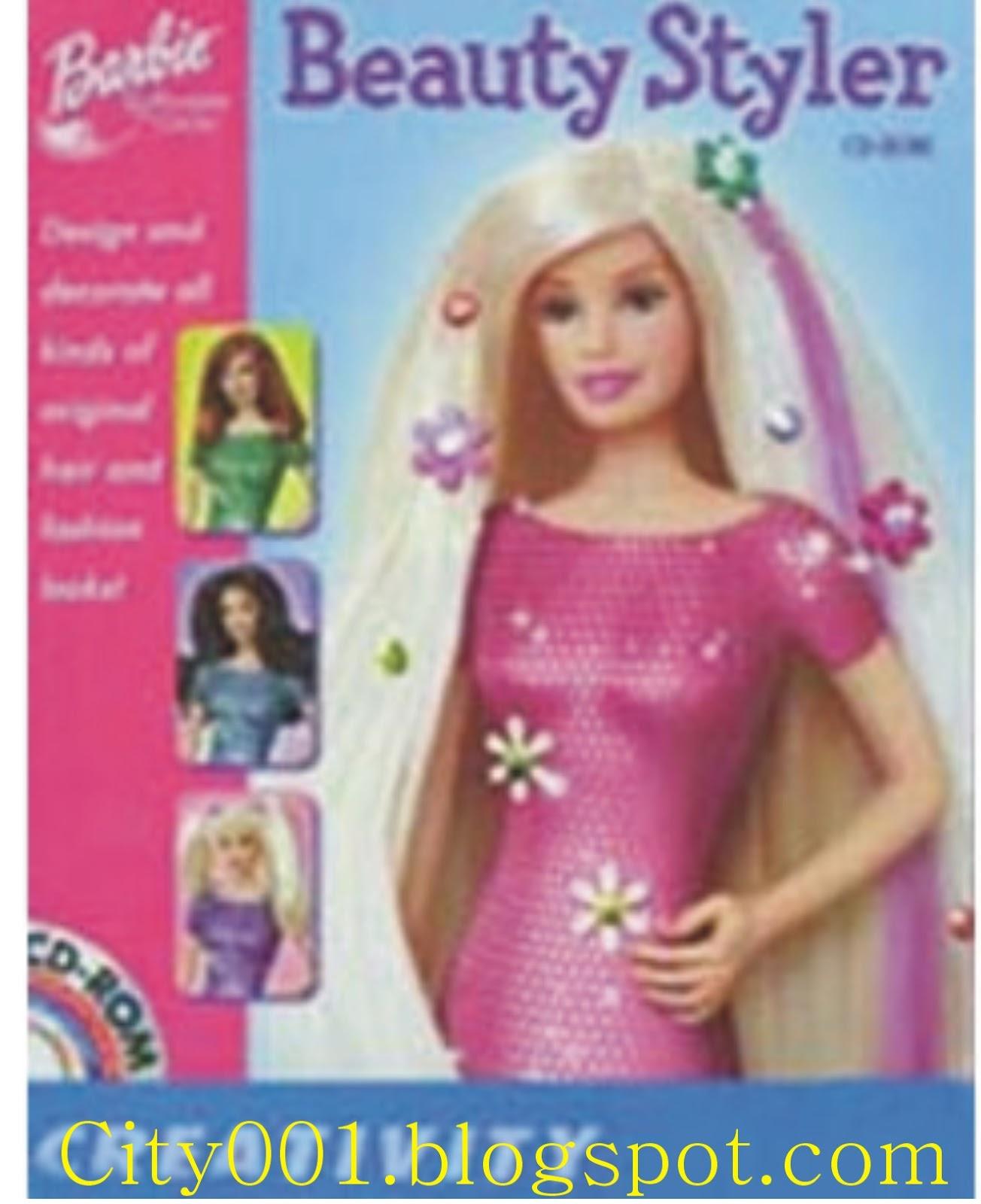 Free Download Barbie Games For Windows 7,8,10,XP,Vista Full