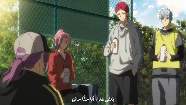 انمى Kuroko no Basket الموسم الثالث BluRay مترجم أونلاين كامل تحميل و مشاهدة