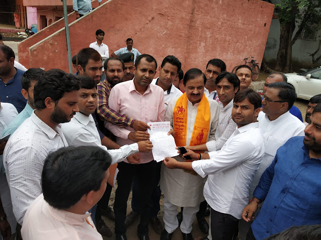 Government of India rescues the highest number of 200 temples in the country: Anurag Gurjar