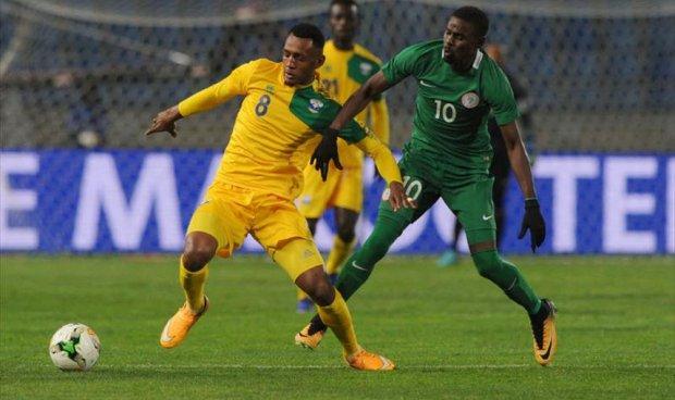 نتيجة مباراة ليبيا ونيجيريا اليوم الجمعة 19-1-2018 بطولة أفريقيا للمحليين