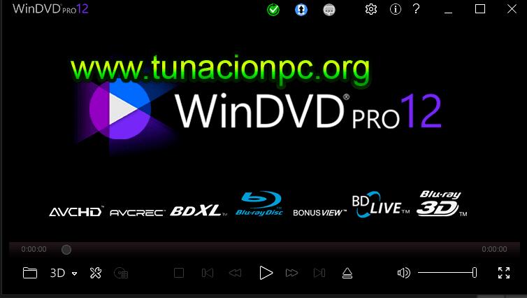 Corel WinDVD Pro  Final Imagen