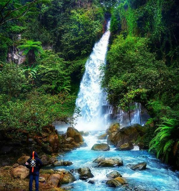 Tempat wisata di garut KCurug Orok