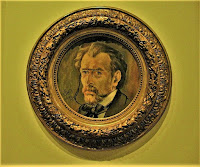 Stanisław Wyspiański - Portret Zenona Parviego 1899