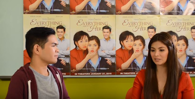 Ate Charon Finally Meets Her Twin Sister Angel Locsin! Watch The Interview And Learn Some on How To Win At Life!
