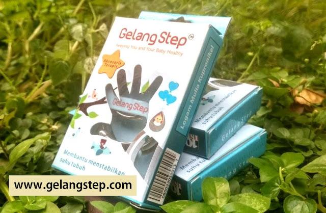 gelang pencegah step anak