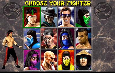 Mortal Kombat 2 (Mame) - Download Game PS1 PSP Roms Isos | Downarea51