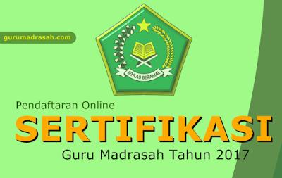 pendaftaran sertifiaksi 2017 melalui simpatika