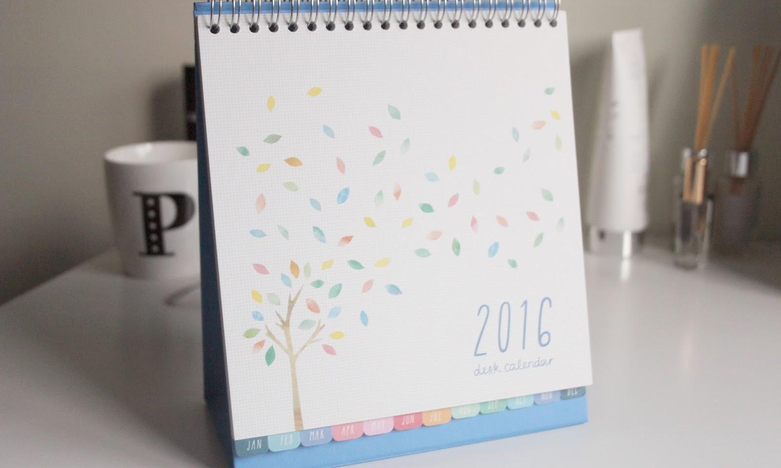 Clashing Time talks Kikki K Calendars