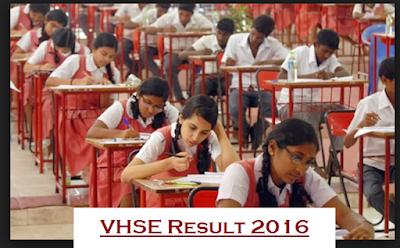 Kerala VHSE Result 2017