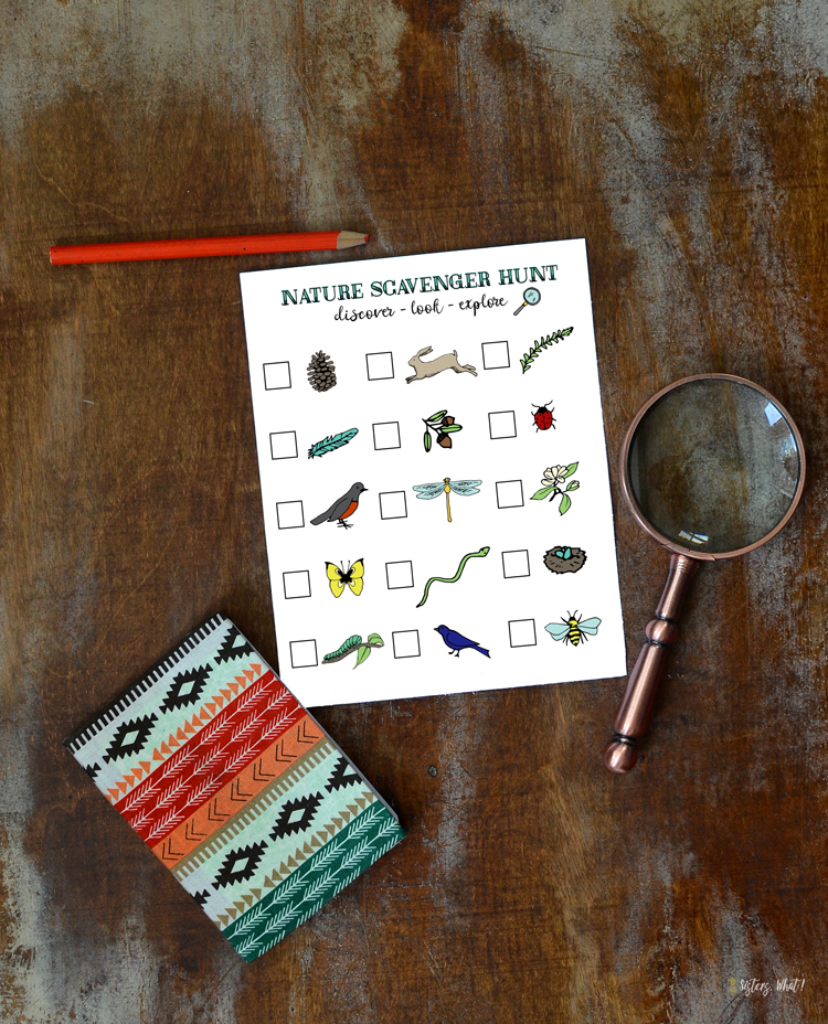 diy mini fabric covered notebooks for summer adventures