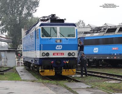 162 053-3, České dráhy
