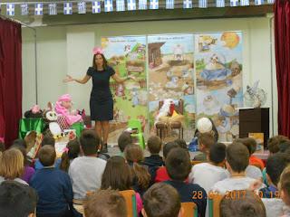 Δημοτικό Σχολείο Περίστασης - Έκθεση παιδικού βιβλίου στο σχολείο μας