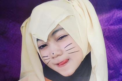 Anime Cosplay Hijab