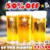 Khuyến mại giảm giá Beer Sapporo tại nhà hàng nhật MATSURI IPH