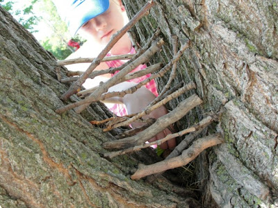 build a fairy house