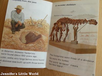 Ladybird book Dinosaurs