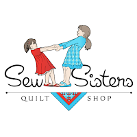 Sew Sisters Quilt Shop Logo