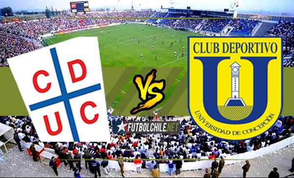 Universidad Católica vs Universidad de Concepción