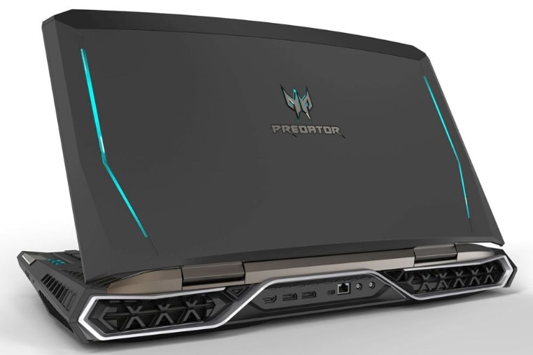 notebook acer predator 21 x
