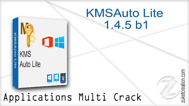 KMSAuto Lite 1.4.5 b1
