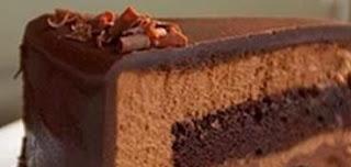 Cake Coklat Krim Enak