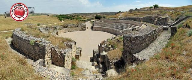 Segóbriga - Anfiteatro