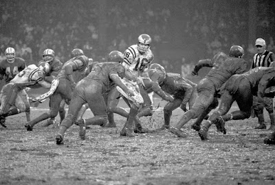Story Of Philadephia Eagles' 1968 Mud Bowl Parallels 2016 Election