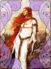 Goddess Gwenhwyfar | Wicca, Magic, Witchcraft, Paganism