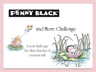 Penny Black and More Challenge