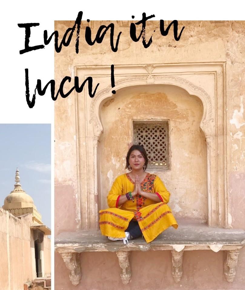 traveling ke india
