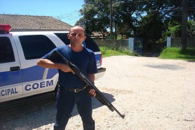Guarda Municipal de folga é executado em Altônia, no noroeste do Paraná