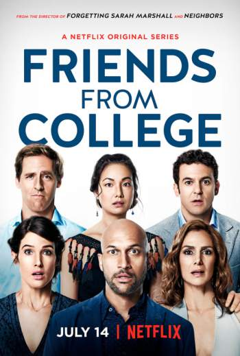 Friends from College 1ª Temporada Torrent – WEBRip 1080p Dual Áudio