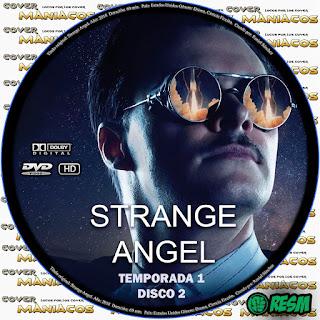 GALLETA - [SERIE DE TV] STRANGE ANGEL - TEMPORADA 1 - 2018