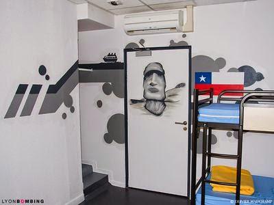 d co belle et pas ch re 12 chambres dortoirs maison moderne. Black Bedroom Furniture Sets. Home Design Ideas
