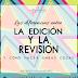RPE 20: Diferencias entre edición y revisión
