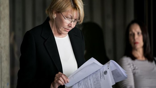 TSJ fija para el 4 de julio audiencia contra la Fiscal y le prohíbe salir del país