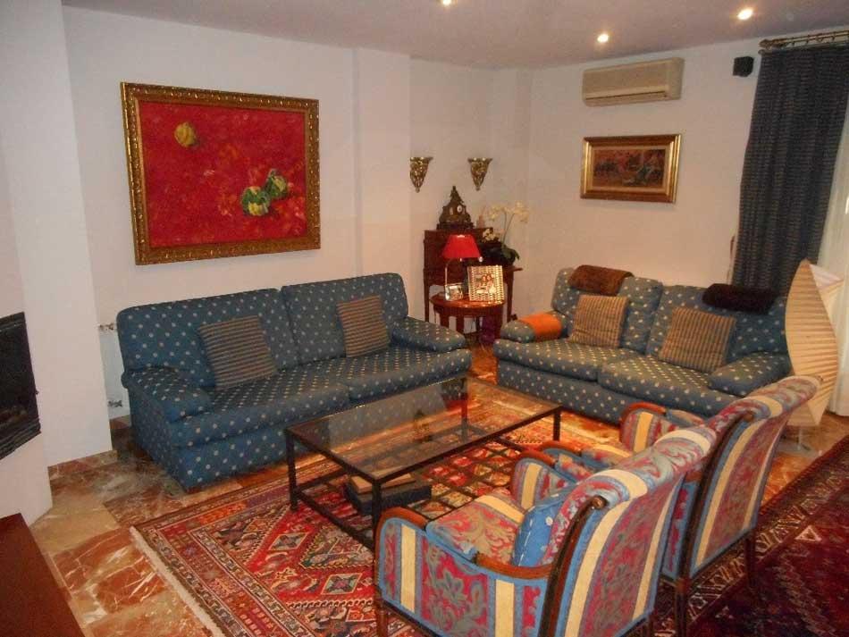 chalet adosado en venta calle del cabo de ortigosa grao castellon salon