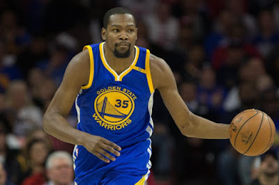 Kevin Durant NBA top 10 player