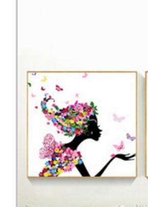 Tranh son dau so hoa
