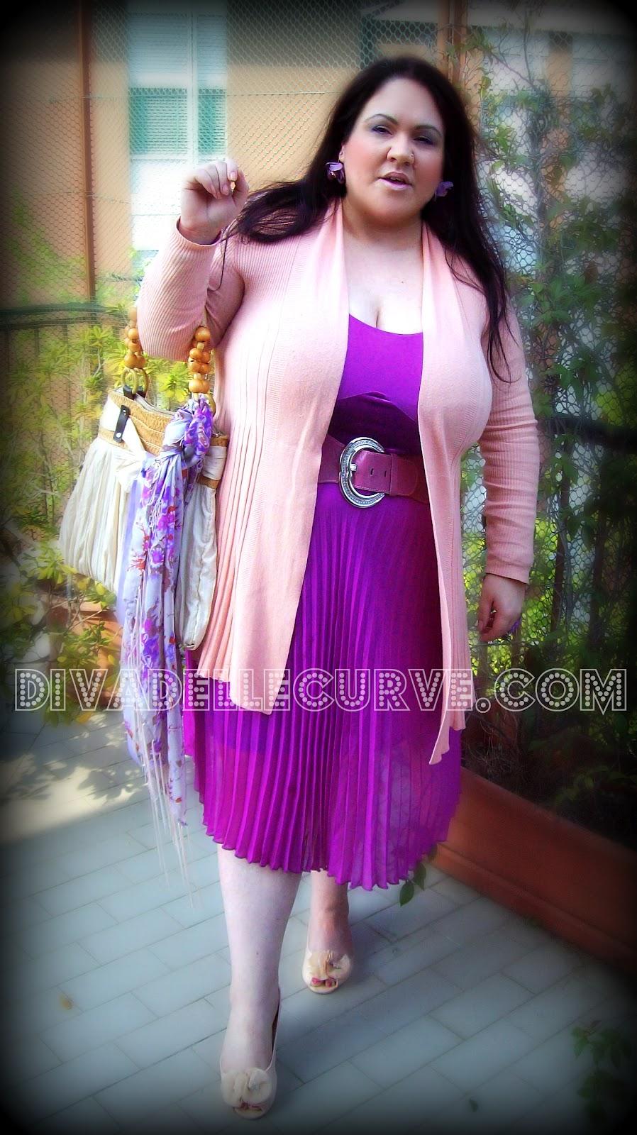 feebd26c8d8 Plus size pastel outfit