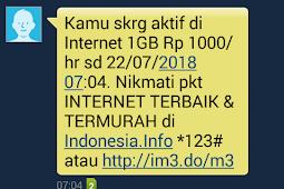 bug Indosat Paket Yellow 1GB | Trik internetan gratis juli 2018