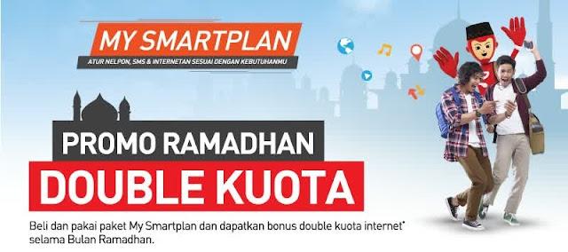 Paket My SmartPlan Double Kuota