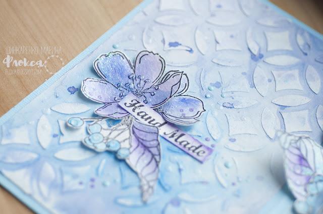 спинка открытки, попка открытки, как украсить спинку откртыки